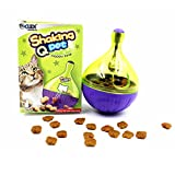 Pet Smarter Interactive IQ Treat Ball, Cat Toy Food Dispenser and Slow Feeder
