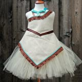 Custom Made Pocahontas Dress - Pocahontas Dress - Pocahontas Halloween Costume