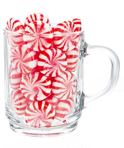 Nosh Pack Peppermint Starlight Mints Individually Wrapped Candy 5 Pounds Approx. 400 Mints by NOSH PACK (Image #5)