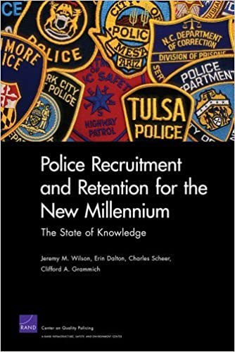 Police Recruitment and Retention for the New Millennium: The