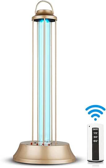 Purificador de aire para lámpara de esterilización UVC Anti ...