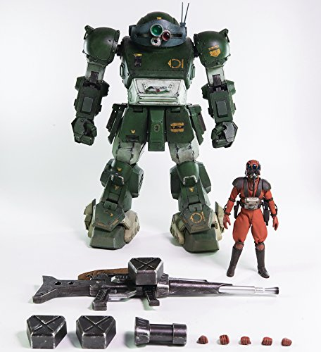 ThreeZero threezero Votoms: ATM-09-ST Scope Dog 1:12 Scale Action Figure