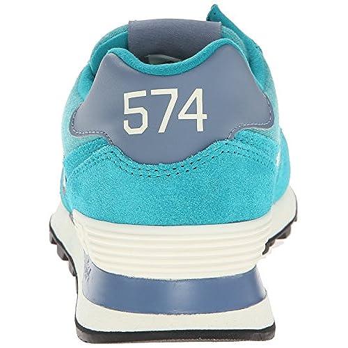 cdcb946f4e10 New Balance Classics Women s WL574 Pennant Collection Sneaker 50%OFF ...