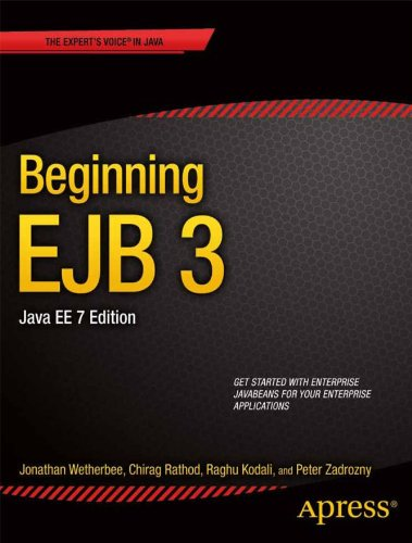 Download Beginning EJB 3: Java EE 7 Edition Pdf