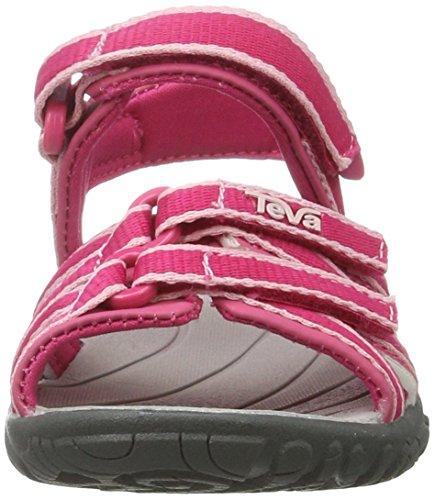 Teva Mädchen Tirra Ts Sport Sandalen Pink