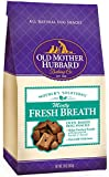 Old Mother Hubbard Mother's Solutions Minty Fresh Breath Natural Crunchy Dog Treats, 20-Ounce Bag
