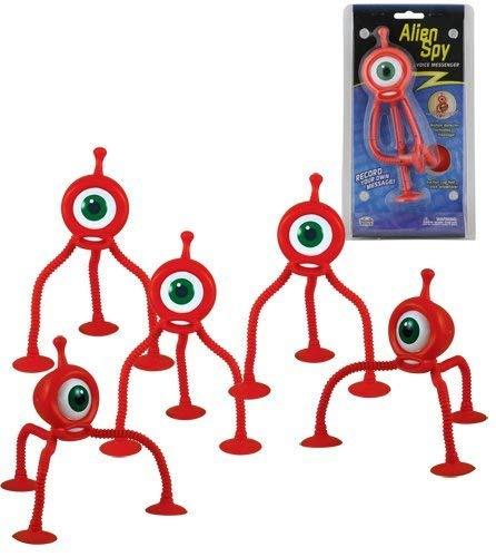 WowToyz Alien Spy - Orange - Set of 5