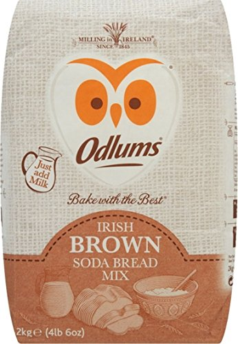 Soda Irish Bread (Odlums Brown Bread Mix 2Kg (70.5oz))