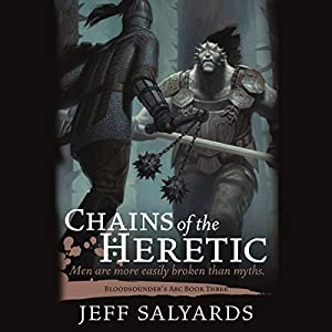 Chains of the Heretic Hörbuch