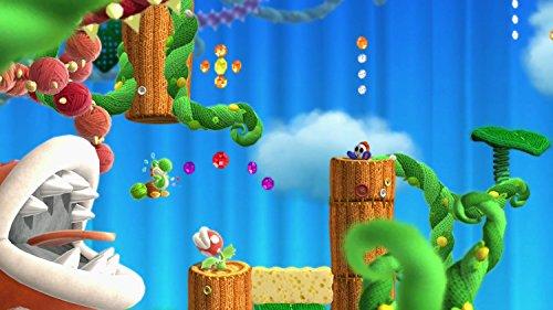 Yoshi Woolly World Bundle Green Yarn Yoshi amiibo - Wii U (Japanese version) by nintendo (Image #14)