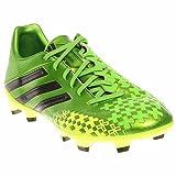 Adidas Predator Absolado Lz Trx Fg Cleats - Ray Green/black/electricity (men) - 9.5 | amazon.com