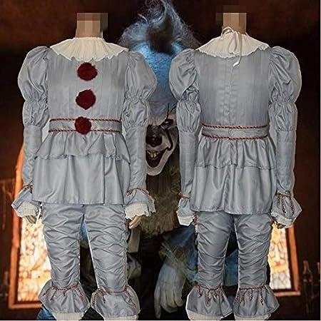MSSJ Película It Capítulo Dos Disfraz de Stephen KingS Pennywise ...