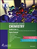Plancess Foundation Course Chemistry for Class 9 & 10, Vol I - III