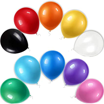 """12/"""" Latex Pearlised mix colour Birthday Wedding Party Baloons Ballons Balloons"""