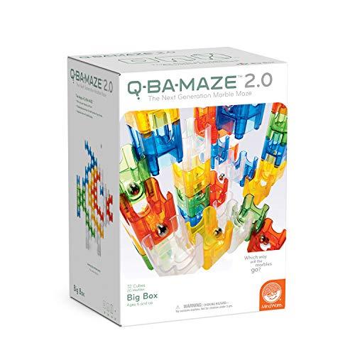 Q-BA-MAZE 2.0: Big Box (Q Ba Maze 2-0 Starter Stunt Set)