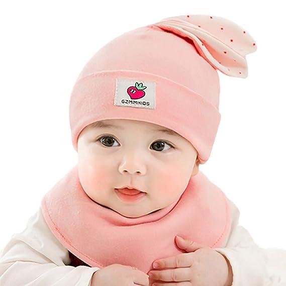 Mitlfuny Sombreros de bebé Unisex Invierno Otoño Caliente Gorro de ...