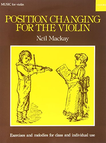 (Position Changing for Violin: Violin part)