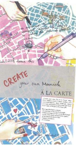 A La Carte Create Your Own Munich (Create Your Own City a La Carte)