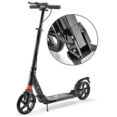Patinetes clásicos Scooter, Bicicleta Plegable for Adultos ...