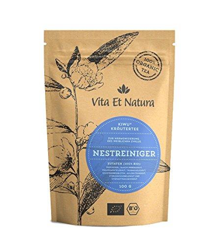 Vita Et Natura BIO Nestreinigertee - 100g loser KIWU Kinderwunschtee