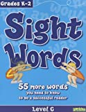 Sight Words: Level C (Flash Kids Workbooks), Flash Kids Editors, 1411404939