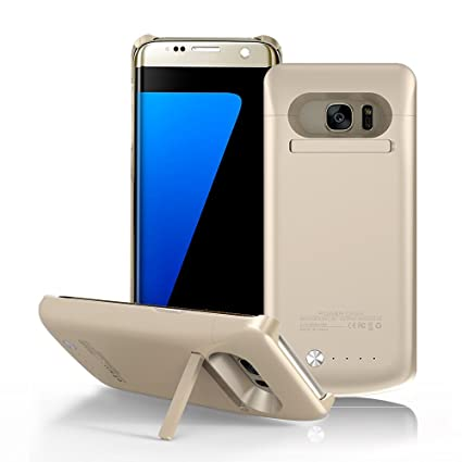 Amazon.com: Samsung Galaxy S7 Edge Batería Caso, Galaxy S7 ...