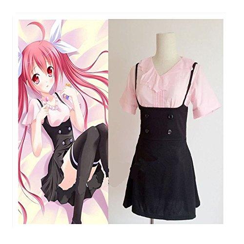 Cos-me Date a Live Itsuka Kotori Cosplay Costume Dress (Kotori Itsuka Costume)