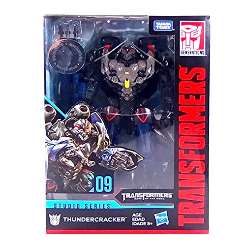 Transformers Studio Series 09 Voyager Class Movie 2 Thundercracker