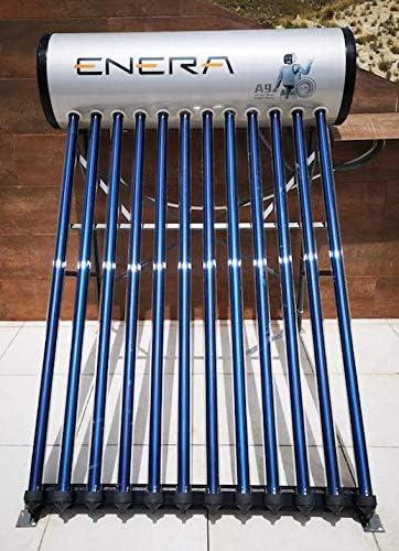 Calentador de agua solar para ACS (termosifón), HEAT PIPE, depósito 150 L, para 2-3 personas, tubos de 58mm x 1800mm: Amazon.es: Bricolaje y herramientas