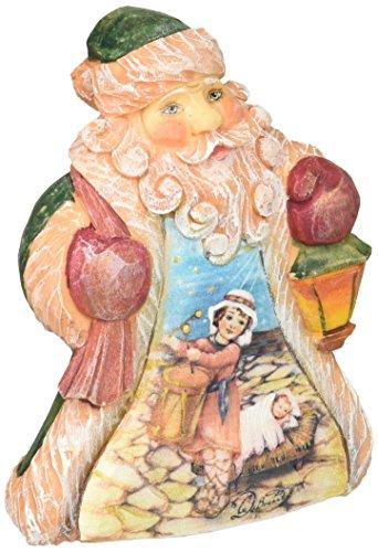 G. Debrekht Drummer Boy Tiny Tale Santa Debrekht Santa