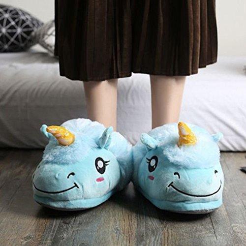 36 25 pantofole Unicorn inverno Style indoor scarpe nbsp;40 di P7qPOrf