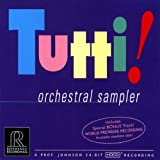 Tutti!, Orchestral Sampler