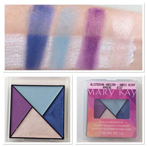 Mary Kay Eye Color Palette Glistening Horizon