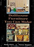 Dollhouse furniture you can make