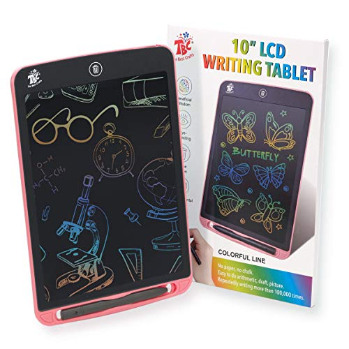 TBC The Best Crafts LCD Writing Tablet, 10 Inch, Graphics Tablet Portable Mini Board Handwriting Pad.
