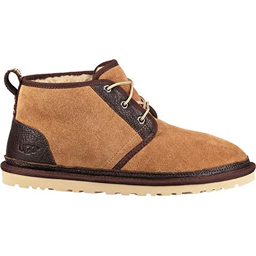 -Toned Chukka Boot, Chestnut, 13 M US ()