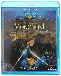 Princess Mononoke (Blu-ray + DVD)