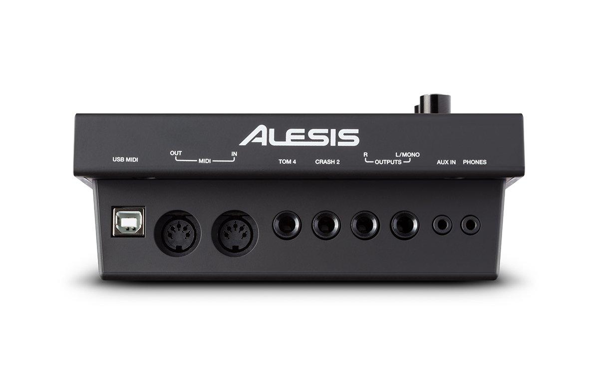 Alesis Crimson II - Kit de batería electrónica con nueve piezas con parche de malla, color Negro: Amazon.es: Instrumentos musicales