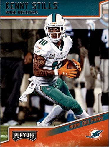 2018 Panini Playoff #118 Kenny Stills Miami Dolphins NFL Football Trading Card