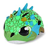 3D Dinosaur Multi-sport Kids Protective Safety Bike Skateboard Kids Helmet Comfortable Adjustable Girls Boys Teens Toddler Cycling Skate Outdoor Sports 3-5 5-8 years (green)
