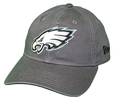 New Era Philadelphia Eagles Graphite Core Classic Twill 9TWENTY Adjustable Hat/Cap from New Era