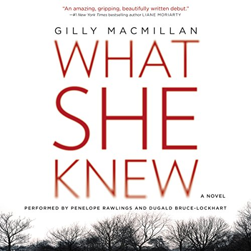 What She Knew: A Novel Audiobook [Free Download by Trial] thumbnail