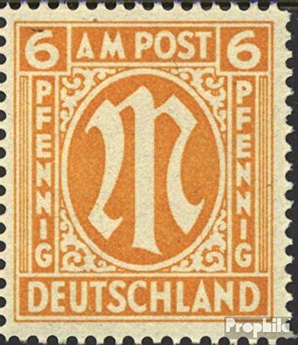 Prophila Collection Bizonal (Aliados Besetzung) 13II, Dot Arriba en C (Campo 76) 1945 a-Correos (Sellos para los coleccionistas): Amazon.es: Juguetes y juegos
