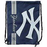 yankees gear - New York Yankees Big Logo Drawstring Backpack