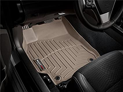 Husky Liners Fits 2019 Dodge Ram 3500 Crew Cab Weatherbeater 2nd Seat Floor Mat