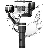 FeiyuTech G5GS 3-Axis Handheld Gimble Splash Proof Stabilizer SONY AS50/FDR-X3000 130g-200g SONY camera