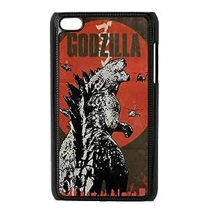AKERCY Godzilla Phone Case For Ipod Touch 4 [Pattern-1]