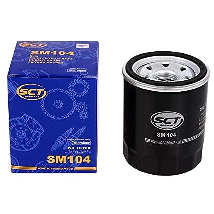 SCT Alemania aceite SM104: Amazon.es: Coche y moto