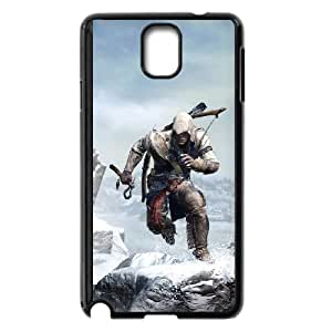 Assassin'S Creed Samsung Galaxy Note 3 Cell Phone Case Black yyfabc-609795