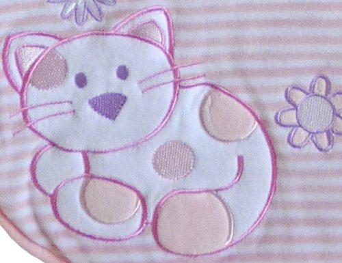 dreambag Baby diseño de terciopelo bolsa de dormir Pretty Kitty lila Talla:18-36 meses: Amazon.es: Bebé